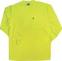 838.39 Enhanced Visibility Pocket T-Shirt, Long Sleeve, Waffle Knit