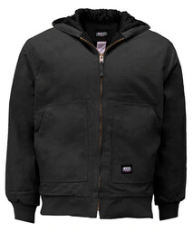 372.01 Insulated Hooded Duck Jacket