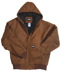 372.29 Insulated Hooded Duck Jacket