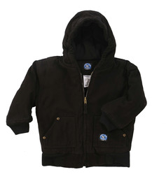 358.07 Toddlers Insulated Fleece Lined Jacket