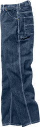 402.43 Classic Rinsed Washed Dungarees - Regular Fit