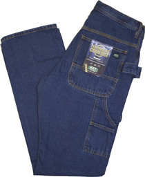 430.45 Performance Comfort Denim Dungaree, Relaxed Fit