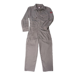 985.04 Flame Resistant Unlined Coverall, Relaxed Fit