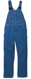 286.43 FR Traditional Denim Bib Overall