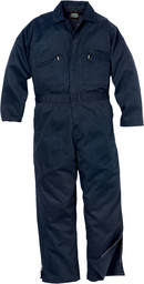 995.41 Deluxe Unlined Coverall, Zipper to Knee, Long Sleeve