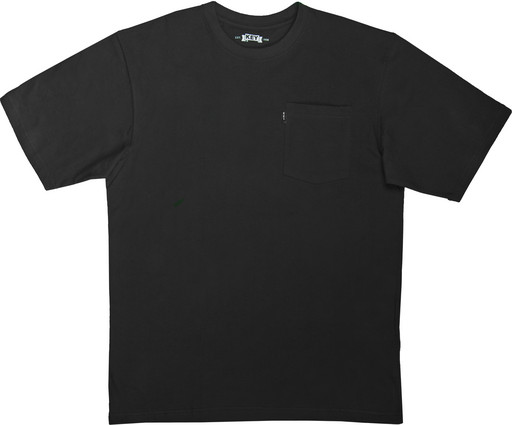 820.01 Heavyweight Pocket T-Shirt - Short Sleeve