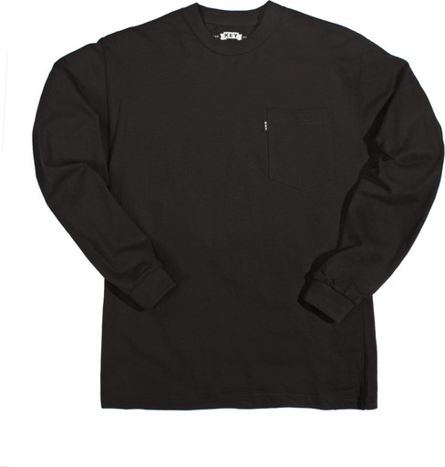 860.01 Heavyweight Pocket T-Shirt - Long Sleeve