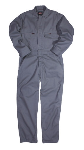 984.04 FR Contractor Grade Unlined Coverall, Relaxed Fit