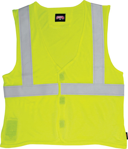 85.39 FR Hi-Vis Vest with Reflective Tape