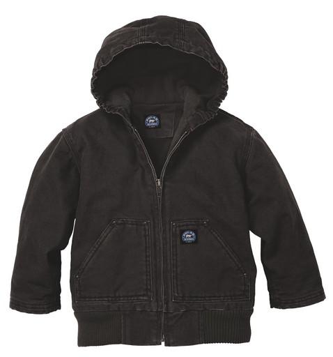 359.07 Youth Insulated Fleece Lined Jacket