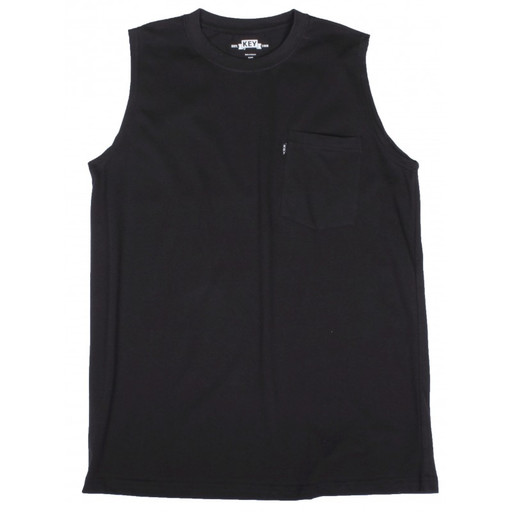 823.01 Blended Sleeveless Tee