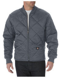 61-242CH Diamond Quilted Nylon Jacket