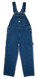 18006DB9 Rigid Denim Bib Overall