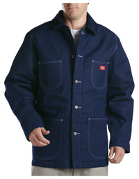 3494NB Denim Blanket Lined Chore Coat