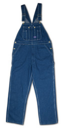 94028SW9 Stonewashed Denim Bib Overall
