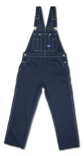 94009DB9 Rigid Denim Bib Overall by BIG SMITH