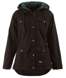WCH65DB Women's Softstone Quilted Barn Coat