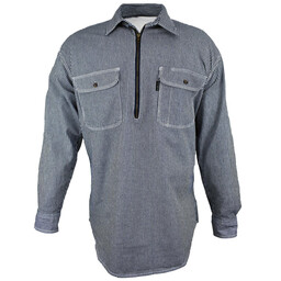 5908.47 Hickory Stripe Flex Logger Shirt